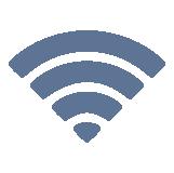 Wi-Fi 無料Wi-Fi設置中